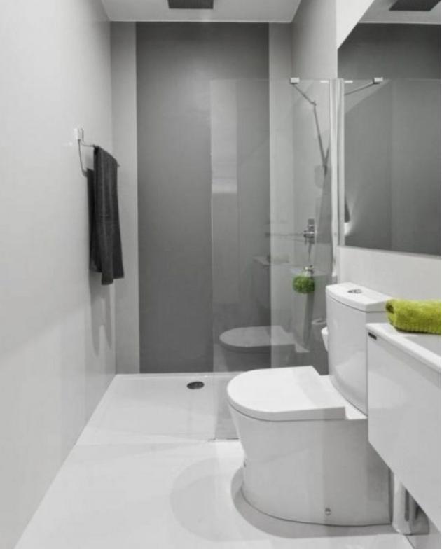 solucion baños pequeños